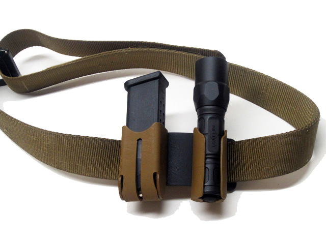 Kydex Magazine Surefire Light combo Pouch